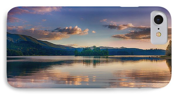 Alder Lake Sunset IPhone Case