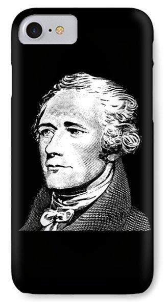 Alexander Hamilton - Founding Father Graphic  IPhone Case