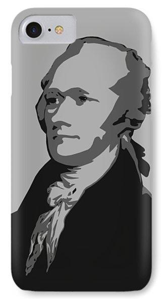 Alexander Hamilton Graphic IPhone Case