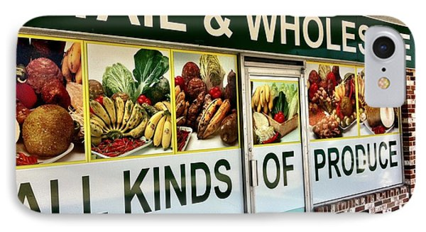 All Kinds Of Produce IPhone Case