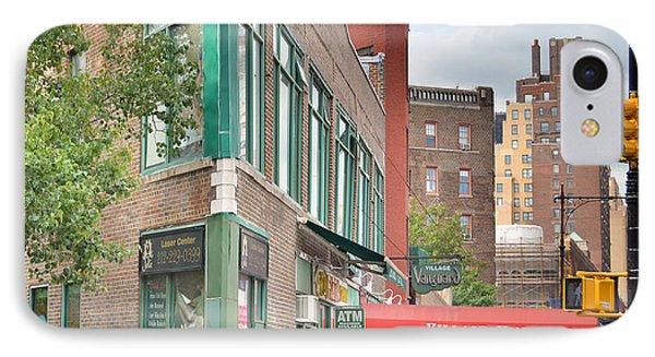 All That Jazz - Greenwich Village Vangaurd  IPhone Case