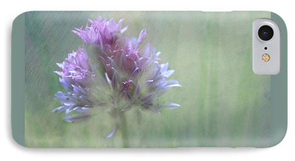 Allium Impressionism IPhone Case