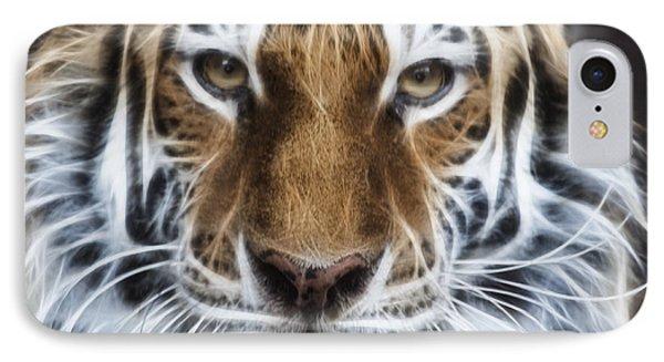 Alluring Tiger IPhone Case