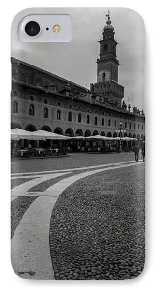 Along The Square  IPhone Case