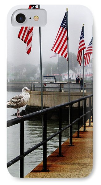 American Seagull IPhone Case
