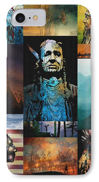 American Tapestry IPhone Case