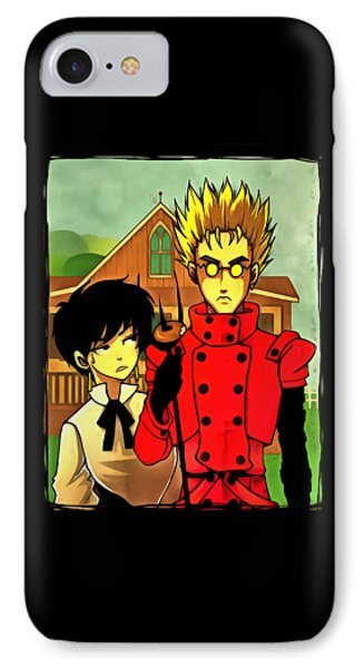Otaku Iphone 8 Cases Fine Art America
