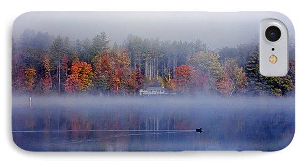 Amherst Lake Vt IPhone Case