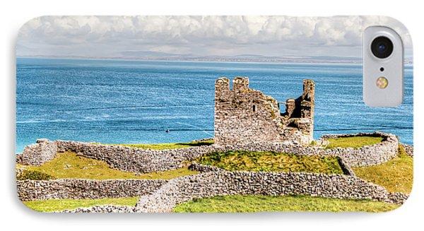 An Ancient Irish Castle IPhone Case