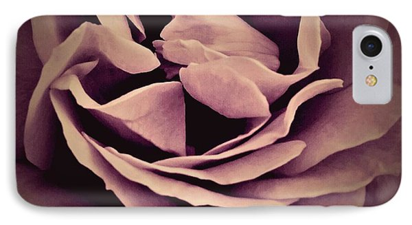 An Angel's Rose IPhone Case