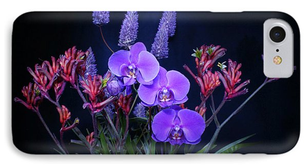 An Aussie Flower Arrangement IPhone Case