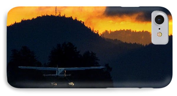 Another Early Departure IPhone Case