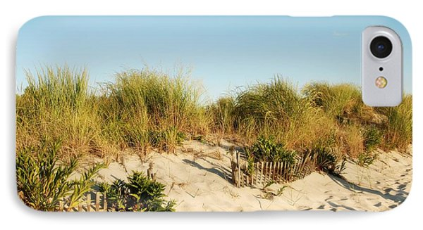 An Opening In The Fence - Jersey Shore IPhone Case