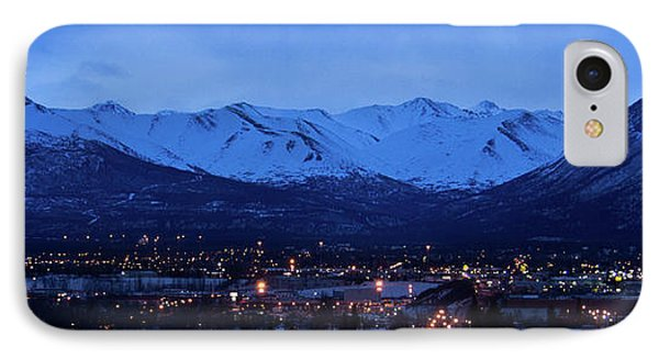 Anchorage At Sunrise IPhone Case