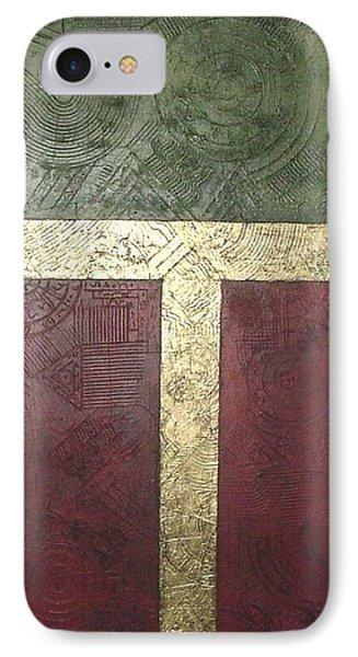 Ancient Hieroglyphics IPhone Case