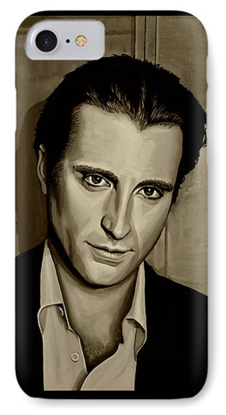 Andy Garcia IPhone Case