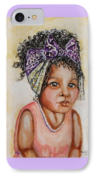Angel Baby, The Painting IPhone Case