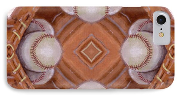 Angels In The Outfield IPhone Case