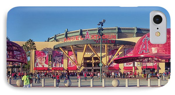 Angels Stadium IPhone Case