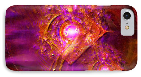 Angels Vibration Frequency  IPhone Case