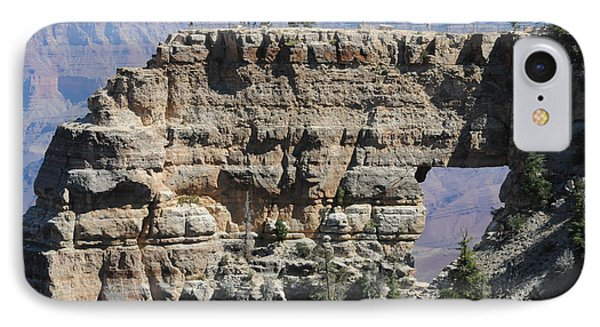 Angel's Window  -- North Rim Grand Canyon IPhone Case
