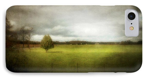 Angustown Pasture IPhone Case