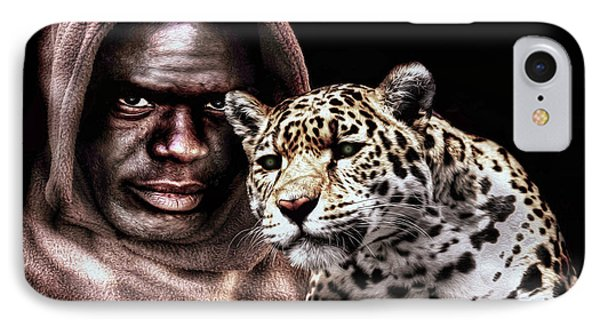 Animal Totem IPhone Case