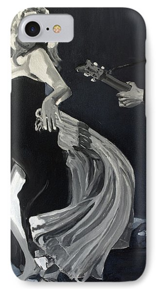 Anita Dancing Barefoot IPhone Case
