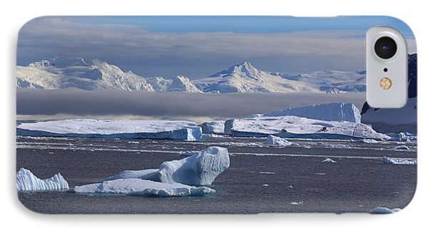 Antarctic Peninsula IPhone Case