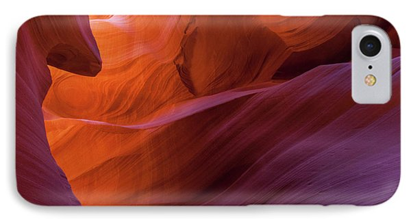 Antelope Canyon Fire IPhone Case