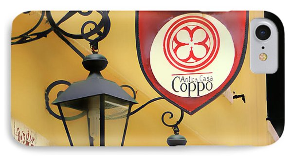 Antica Casa Coppo IPhone Case