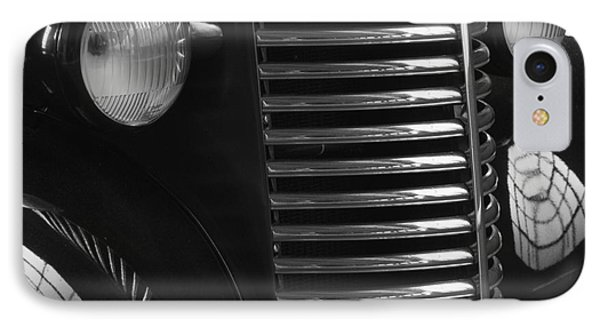 Antique Truck Black And White IPhone Case
