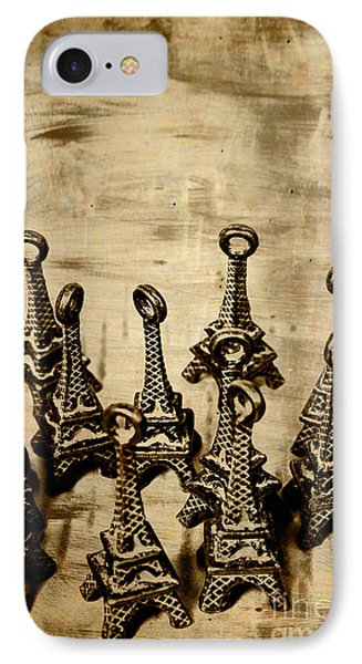 French iPhone 8 Case - Antiques Of France by Jorgo Photography - Wall Art Gallery