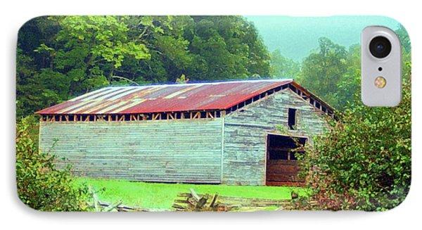 Appalachian Livestock Barn IPhone Case