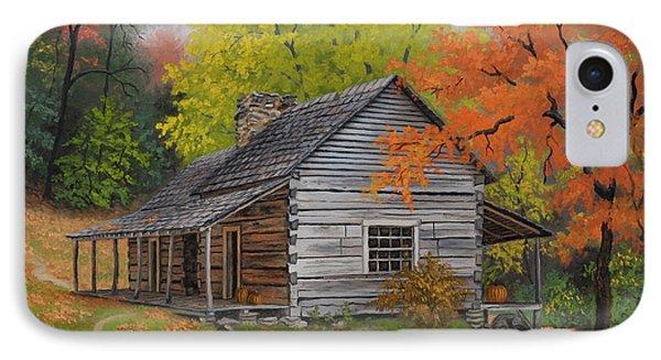 Appalachian Retreat-autumn IPhone Case