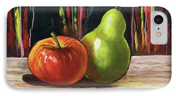 Apple And Pear IPhone Case