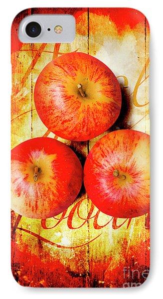 Apple Barn Artwork IPhone Case