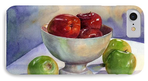 Apples - Yum IPhone Case