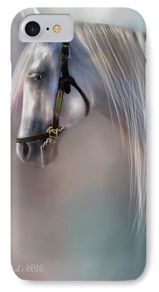 Arabian Grey IPhone Case