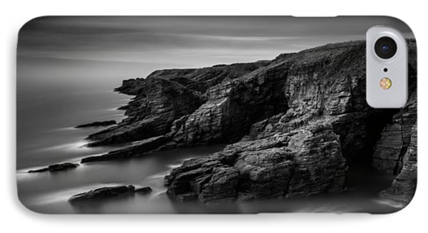 Arbroath Cliffs IPhone Case