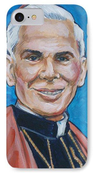 Archbishop Fulton J. Sheen IPhone Case