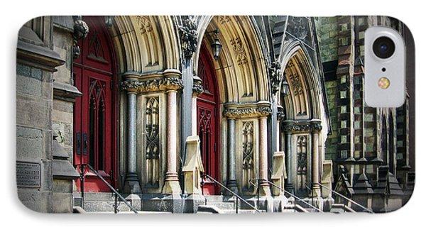 Arched Doorways IPhone Case