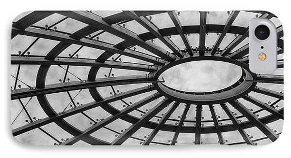 Architecture Bw 8x12 IPhone Case