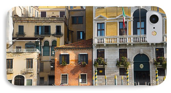 Architecture Of Venice - Italy IPhone Case