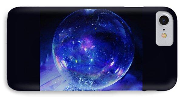 Arctic Orb IPhone Case