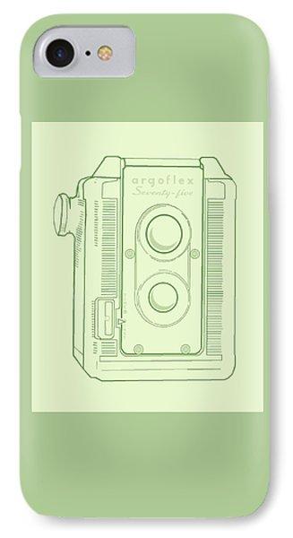 Argoflex Green IPhone Case