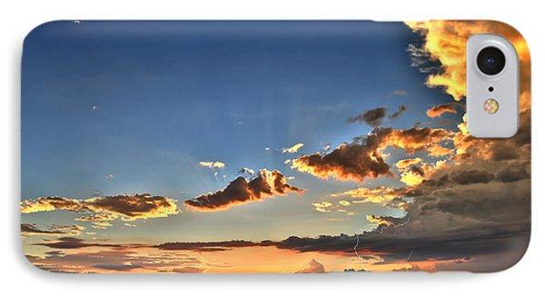 Arizona Sunset Storm IPhone Case