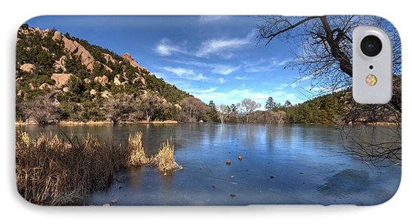 Arizona Winter Beauty IPhone Case