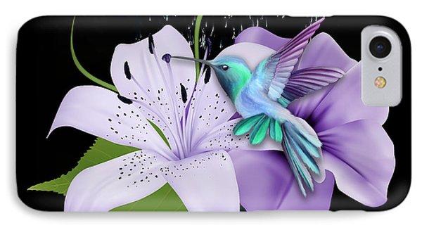 Arrival Hummingbird IPhone Case