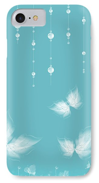 Art En Blanc - S11a IPhone Case